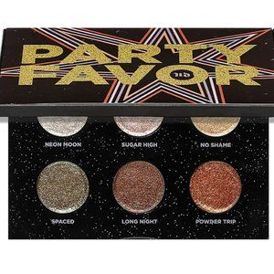 Urban Decay Party Favor Moondust Eyeshadow Palette